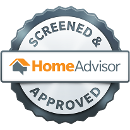 logo, Certified HomeAdvisor - Air Conditioning Company