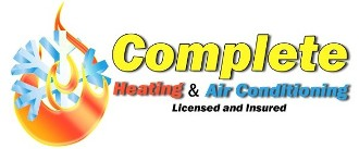 logo, Complete Heating & Air -  Air Conditioning Company